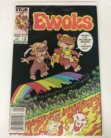Marvel Star Wars Comics Ewoks First Print Issue 1 - VF+