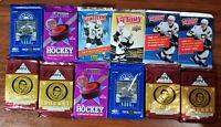 1993-2009 NHL Hockey 12 pack Super gift special! - see details inside.