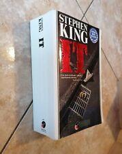Libro It Stephen King edizione 1996 Sperling Paperback horror