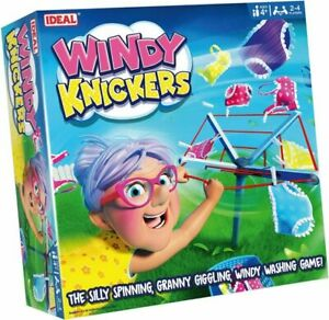 Ideal Windy Knickers Game
