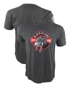 Jaco Blackzilians Pitbull Crew Shirt. BJJ MMA Suga HT Grunge Tenacity II