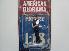 British Police Figure, American Diorama Figur 1:18, AD-23992