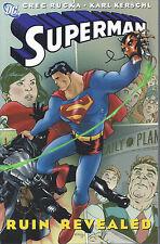 Superman Ruin Revealed  SC TPB  NEW 30% OFF