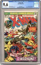 Uncanny X-Men #95 CGC 9.6 1975 3746514012