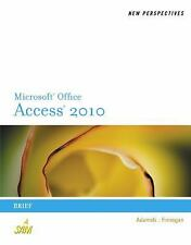New Perspectives on Microsoft Access 2010, Brief (Available Titles Skills Assess