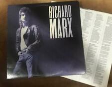 Richard Marx - LP, Endless Summer Nights, USA, lyrics