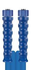 15m Hochdruck Schlauch blau für Kränzle M22 Überwurf, 400 bar, 150°C,HD-Schlauch