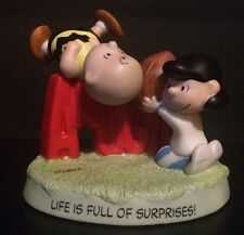 Hallmark Peanuts Fall Ball / Life Is Full Of Surprises Numbered #0511