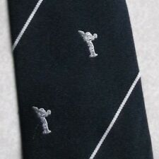 Vintage Tie MENS Necktie Crested Club Association Society TOOTAL