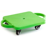 Kids Gym Class Scooter Board with Handles, Sliding Board Exercise Tool, 6 Colors