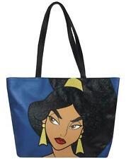 Danielle Nicole Disney Aladdin Rajah And Jasmine 2-in-1 Designer Tote Handbag