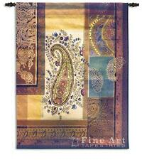 41x53 BOHEMIAN PAISLEY French Tapestry Wall Hanging