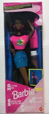 1993 Christie Glitter Hair Barbie Doll ~ #11332 NRFB