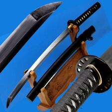 Highest grade Kill Bill Sword Hand Forged High manganese steel blade sharp #3750