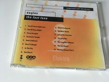 The Eagles PROMO CD ALBUM The Fast Lane