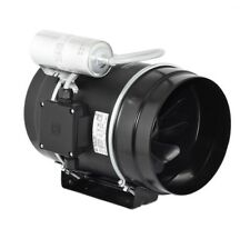 NEW Inline Mixed Flow Duct EXPLOSION PROOF FAN S&P TD-Atex 800/200 - 2450 m3/h