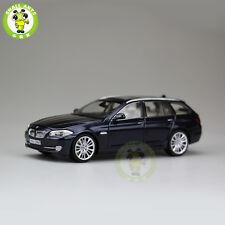 1/43 BMW 5er 550i Touring Car Diecast Car Model Blue