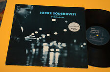 JOCKE SODERQUIST LP PERMA BLUE 1°ST ORIG SWEDEN 1988 EX !!!