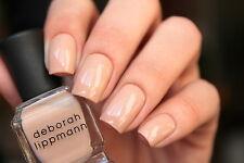 Deborah Lippmann Nail Polish ** NAKED  **  NEW/ Full Size & VHTF!!