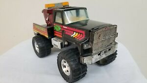 Nylint Ford  Super Tow'd Pickup Tow Truck 4X4 Wrecker Vintage Toy Metal Car F150