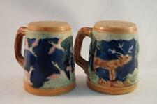Vintage Mug Salt and Pepper Shaker Set Pioneer Mdse.