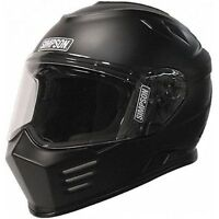 Simpson Safety GBDL3 Ghost Bandit Helmet DOT/ECE Certified Large