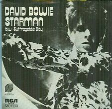 David Bowie ~ Starman + 1 ~ RCA  45 RPM # 74-0719 ~ M- Pic Sleeve Only