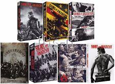 Sons of Anarchy dvd serie completa stagioni 1-7 (cofanetti singoli) NUOVO, ita