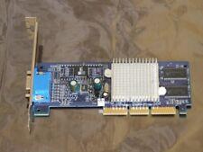 nVidia Riva TNT2 M64 32Mb AGP Graphics VGA Card