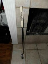 """Odyssey White Ice #5  340g Golf Putter Right Handed Large Tiger Shark Grip 36.5"""""""