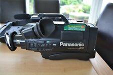 Panasonic VHS video movie camera NV-M50 Perfect