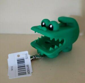 NWT Bath & Body Works Alligator Pocket Holder Keychain Free Shipping!