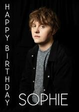 PERSONALISED LEWIS CAPALDI BIRTHDAY CARD ANY OCCASION GIFT