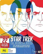 Star Trek: The Complete Animated Series NEW B Region Blu Ray