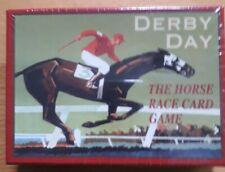 Derby Day - The Horse Race Card Game - noch original fabrikseitig eingesiegelt