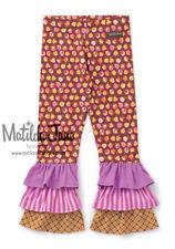 Matilda Jane MAGICIAN BENNYS Size 8 Girls Ruffled Leggings Make Believe NWT