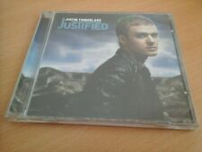 JUSTIN TIMBERLAKE - Justified - CD ALBUM