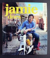 Jamie Oliver - Jamie Does Spain - Taste Mini Cookbook Collection.