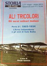 ALI TRICOLORI - GLI AEREI MILITARI ITALIANI (parte 2')