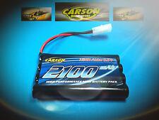 Akku Power Pack 9,6V/2100mAh, Nr. 500608184 v. Carson / Günther Modellsport