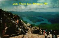 Vintage Postcard - Beginning Of The Foot Path Lake Placid New York NY #4921