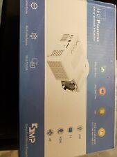 SMP Mini Portable LED Projector 1080P HD Multimedia Home Cinema - New