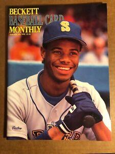 Ken Griffey, Jr., Beckett Baseball Card Monthly, July 1990
