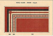 Stampa antica PAVIMENTO A MOSAICO Piastrelle Mattonelle C 703 1910 Antique print