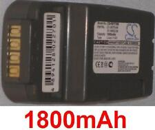 Batería 1800mAh tipo 21-36575-06 21-38602-06 21-40951-06 Para SYMBOL PDT7540