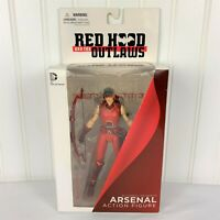 DC Collectibles Red Hood and The Outlaws Arsenal Figure The New 52 NIB