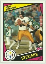 1984 Topps #162 Terry Bradshaw Pittsburgh Steelers EX-MT