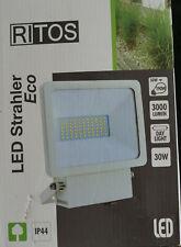 2x RITOS/REV LED Strahler Eco 30W weiß, IP44
