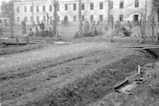 negativ-Krakau-Kraków-Kleinpolen-Polska-Wehrmacht-1939/40-Lager-Männer-Arbeit-23