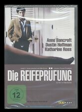 DVD DIE REIFEPRÜFUNG - DUSTIN HOFFMAN (mit Musik von SIMON & GARFUNKEL) * NEU *